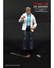 1/18 FIGURE - ZOMBIE LAB Parts Interchangeable - (#001) Dr.Banner Free Ship