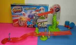 Mighty Beanz Slammer Time Race Track - Moose Only Missing The Beanz