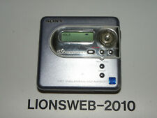 Sony MD Walkmann MZ-NH600 HI-MD Audio