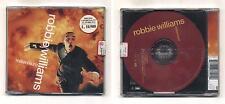 Cd ROBBIE WILLIAMS Millennium NUOVO Cds single singolo 4 TRACKS