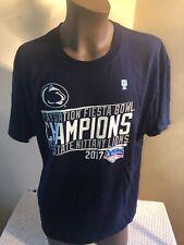 Playstation Fiesta Bowl Penn State Champions New NWT XL SOUVENIR T-Shirt