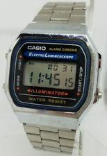 Casio ElectroLuminescence Illuminator Men's Wristwatch Style 1572 A168, #15