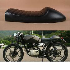 Sedile Cafe Racer Sella universale piatto del motociclo per Suzuki GS Yamaha XJ