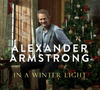 ALEXANDER ARMSTRONG In A Winter Light (2017) 16-track CD album NEW/SEALED XMAS