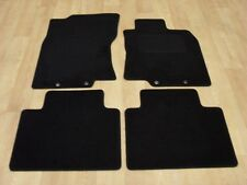 Nissan X-Trail (2014-on) Fully Tailored Car Mats in Black