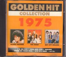 1 Original CD - Golden Hit Collection 1975