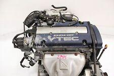 97-02 HONDA ACCORD Prelude 2.0L BlueTop VTEC DOHC COMPLETE AUTOMATIC ENGINE F20B