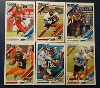 2019 Donruss Football Rookies RC 251-300 You Pick From List.