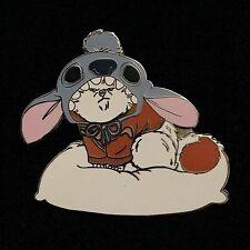 Disney Pin Big Hero 6 Stitch Costume Mochi Pillow Fantasy LE 100