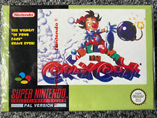 KID KLOWN IN CRAZY CHASE For Super Nintendo/ SNES GAME FACTORY SEALED BRAND NEW
