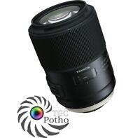 Tamron SP 90mm F2.8 Di Macro 1:1 VC USD Lens in Nikon Fit (F017)