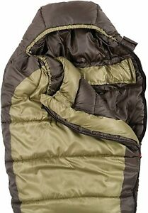 Cold Weather Sleeping Bag Zero 0 Degree Mummy Adult Backpacking Military Camping