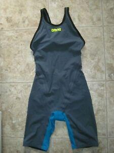 Arena Women's Powerskin Carbon Flex VX Open Back Tech Suit 26
