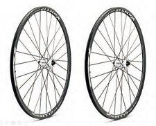 XeNTiS Squad SL 2.5 Road Disc Brake Tubular Carbon Bicycle Wheel Set Matt White
