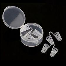 4 Pcs Anti Snore Nasal Dilators Apnea Aid Device Stop Snoring Nose Clip GW