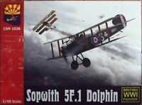 COPPER STATE MODELS 1/48 SOPWITH 5F.1 DOLPHIN CSM 1026  *NEW* WWI FIGHTER KIT