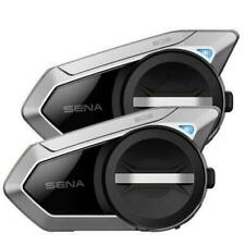 Sena 50s Low Profile Dual Motorcycle Bluetooth Communication System