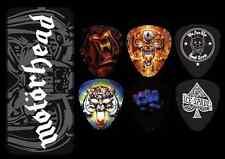 6 MOTORHEAD Collectible Guitar Picks Dunlop Keepsake Tin MHPT03