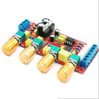 NE5532 Pre-amplifier Tone Board Treble Alto Bass Volume Control DIY Kits  I