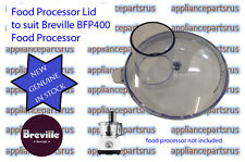 Breville BFP400 Food Processor Lid Part BFP400/32 - NEW - GENUINE - IN STOCK