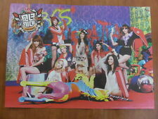 SNSD GIRLS' GENERATION - 4th I Got A Boy [OFFICIAL] POSTER K-POP
