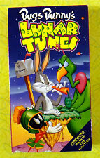 Bugs Bunny's Lunar Tunes ~ VHS Movie ~ Looney Tunes Marvin The Martian Video