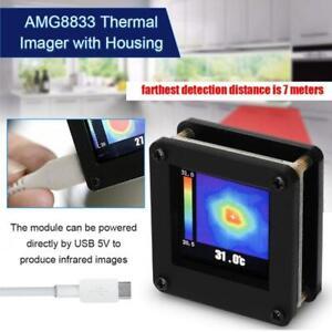 Thermal Imaging Camera Infrared Thermal Imager Mini IR Imaging Senor AMG8833