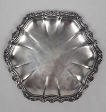 Countess International Silver Company Silverplate Tray 6221