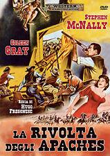 La Rivolta Degli Apaches DVD A & R PRODUCTIONS