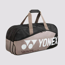 YONEX  Pro Tournament Rectangular Racquet Bag 9831WEX, PLATINUM, 2018 New