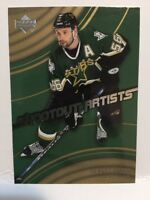 UPPER DECK Shootout Artists #SA14 Sergei Zubov Dallas Stars NM-MT