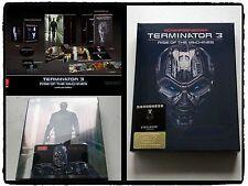 Terminator 3 Rise of the Machines Blu-ray Steelbook HDZETA Lenticular 366/1100EX