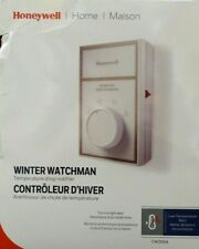 Honeywell Cw200A1032/E1 Winter Watchman White Temperature Alarm System