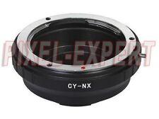 ADATTATORE CONTAX YASHICA SAMSUNG NX FOTOCAMERA NX1 NX500 NX30 C/YADAPTER RING