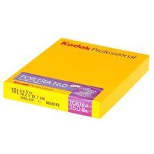 Kodak Portra 160 4x5 inch (pouces) 10 feuilles Film de Feuille