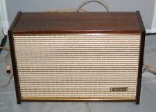 Grundig Shortwave Extension Speaker Ls2b (Klangstrahier) Works