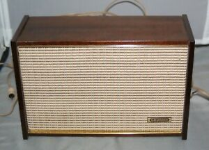 Grundig Shortwave Extension Speaker LS2b (Klangstrahier) Works