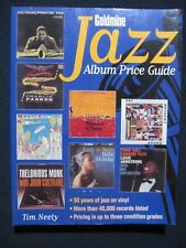 Goldmine Jazz Album Price Guide Neely, Tim