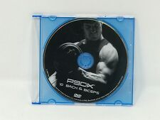 BeachBody P90x P 90x Replacement DVD Disc Back and Biceps Beach Body Workout