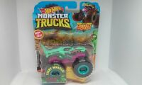 Hot Wheels Monster Trucks ZOMBIE WREX SICK STUFF 1/5 Mattel 2019 NEW