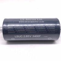 Korea LSUC 2.7V3000F LSUC002R7C3000FEA Farad Capacitor Super Capacitor 1PCS