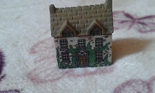 WADE WHIMSIE, WHIMSEY-ON-WHY, SET ONE 1980-1981, 3 DR HEALER'S HOUSE.