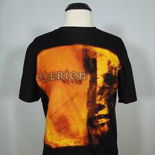 THERION Vovin T-Shirt Black Men's size XL (NEW)