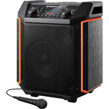 Ion Audio Sport XL 100W Bluetooth Wireless Speaker - 75 Hr Battery w/ Microphone