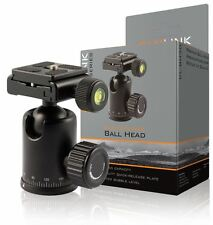 Camlink Premium ball head 10 kg load capacity