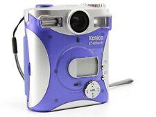 KONICA E-Mini M MP3 Player Digital Camera