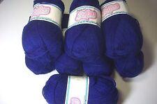 Bouquet Softee Premium yarn acrylic worsted 4 ply 85gr #4692 purple lot/8