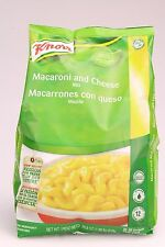 Knorr Macaroni and Cheese Restaurant Style Soup Mix 28.8 oz Bag Mac-N-Cheese NEW
