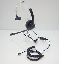 Spa Headset for Cisco Spa 501G 502G 504G 508G 509G 525G Polycom 320 321 330 331