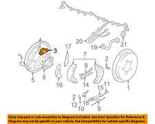 Chevrolet GM OEM 02-04 Tracker Rear-Wheel Cylinder 91174800